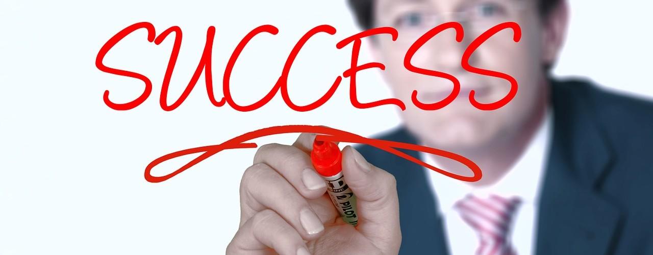 Sukces jest dla Ciebie